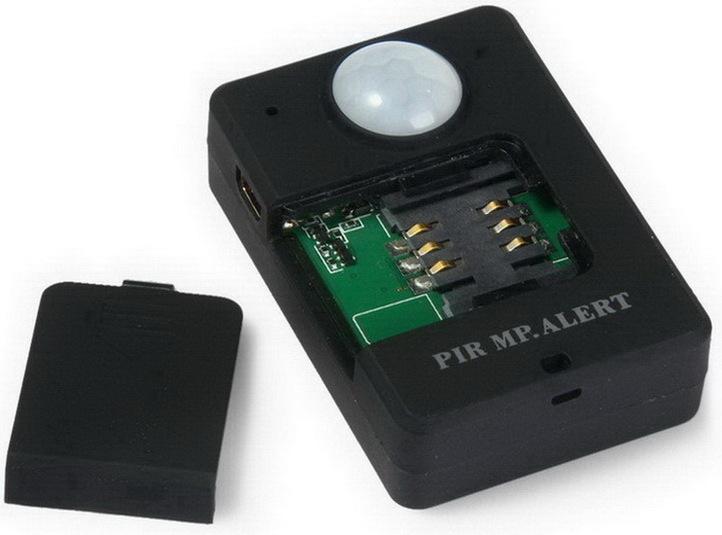 GSM prisluškivač sa aktivacijom na pokret