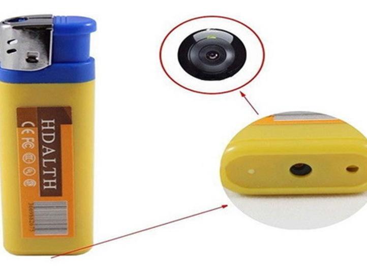 Upaljač kamera model 1